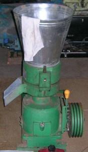 Used Flat Die Pellet Mill