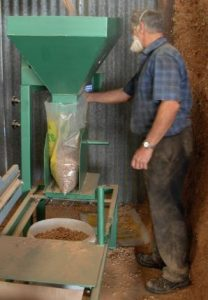 How To Make Wood Pellets - Small Bags