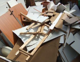 Wood Chipboard Waste