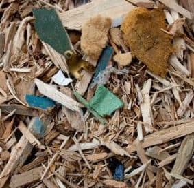 Contaminated Wood