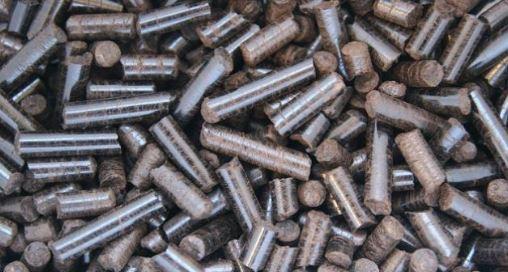 Torrefied Wood Pellets