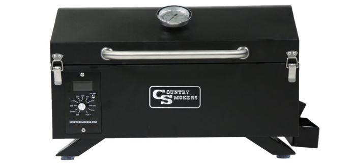 Portable Pellet Grill/Smoker