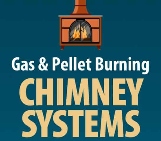 Pellet Stove Chimney Systems