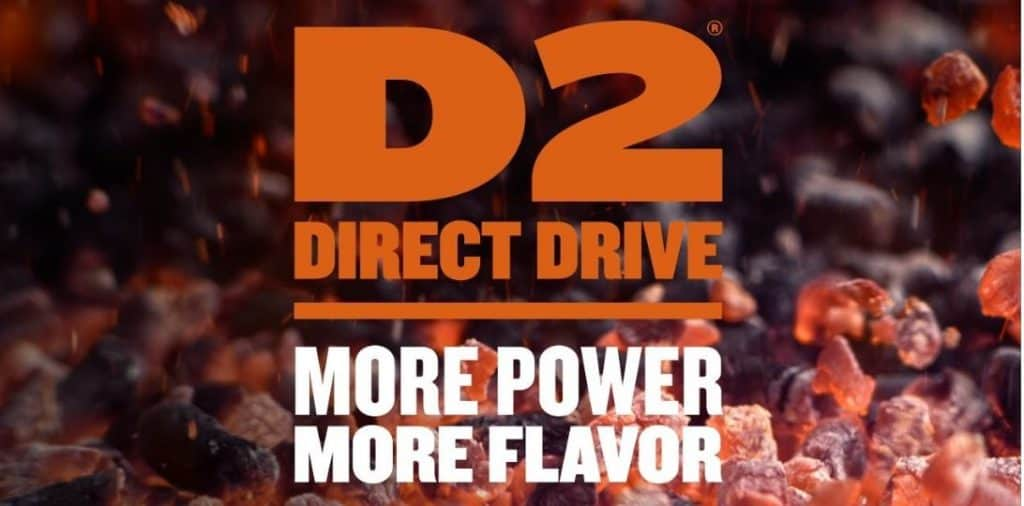 Whats is Traegers D2 Direct Drive System?