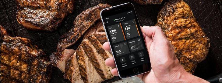 Traeger Timberline App