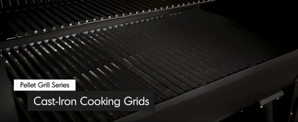 Broil King Pellet Grill Cast Iron Grids