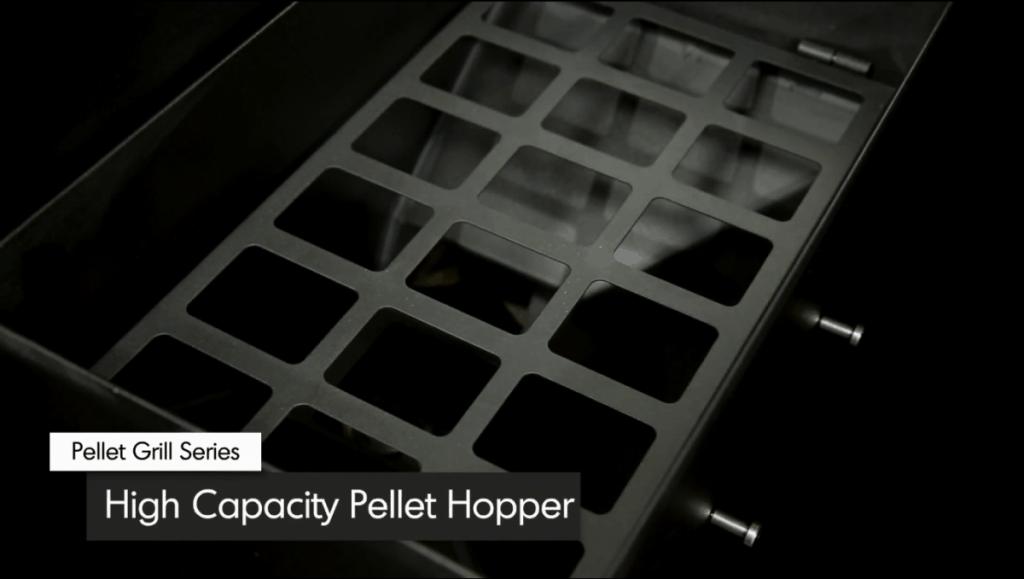 Broil King Pellet Hopper Capacities