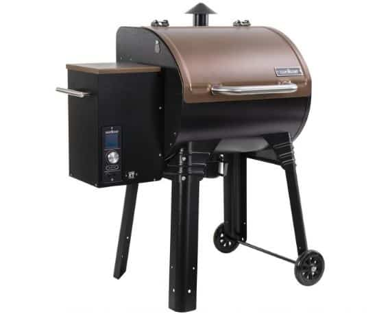 Camp Chef SmokePro Pellet Grill For Under $500