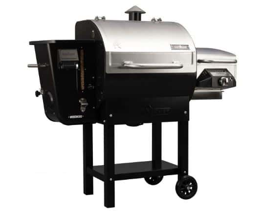 Camp Chef Woodwind Pellet Grill Plus Propane Sear Box