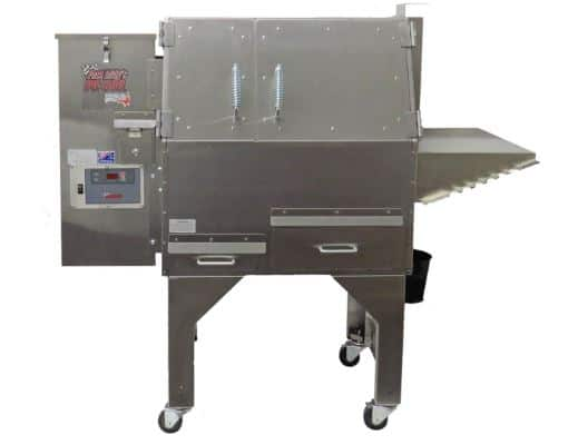 Cookshack PG500 Pellet Grill For Under $2,000