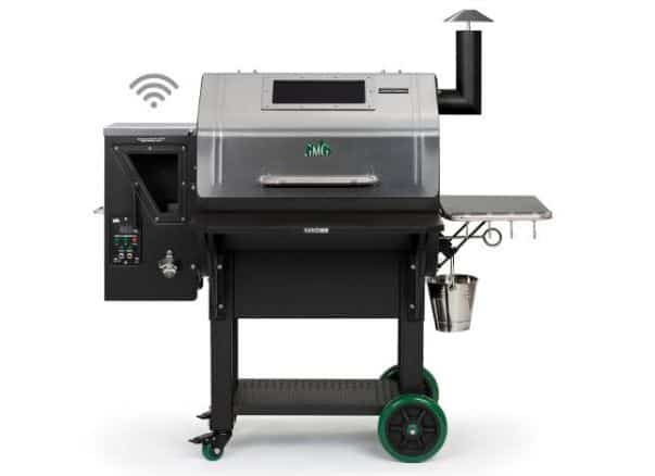 GMG Daniel Boone Pellet Grill Prime Specification