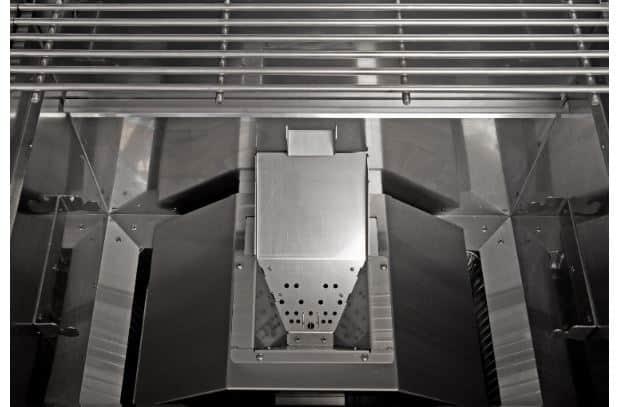 Memphis Pellet Grills Stainless Steel Construction