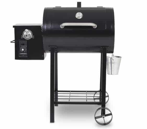 Pit Boss 340 Wood Pellet Grill