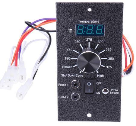 Traeger Control Panel