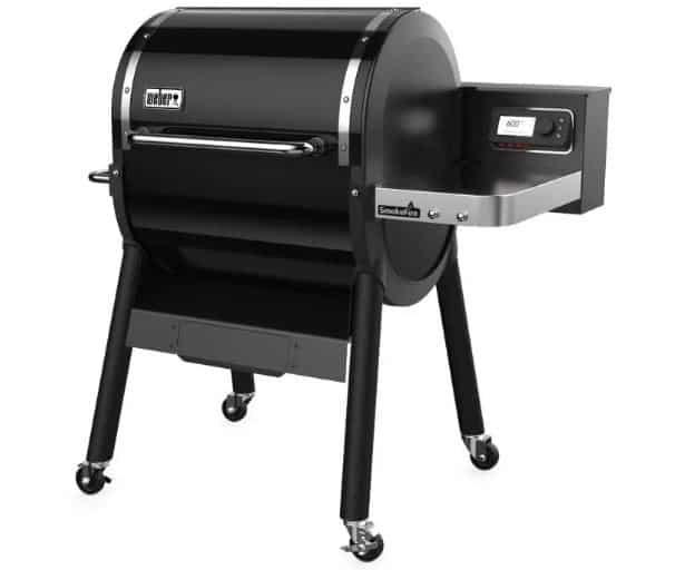 Weber Smokefire EX4 Pellet Grill Under $1,000