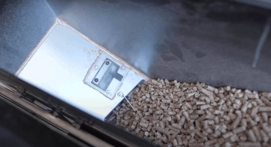 Weber SmokeFire Pellet Sensor
