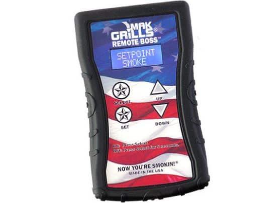 MAK GRILLS Remote Boss