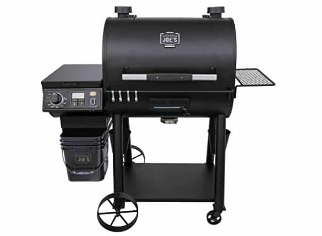 Oklahoma Joe's Pellet Grills With Direct Flame Access