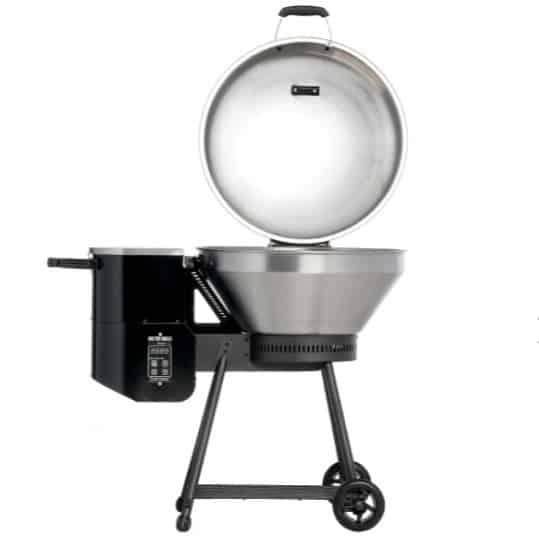 REC TEC Bullseye RT-B380 Wood Pellet Grill