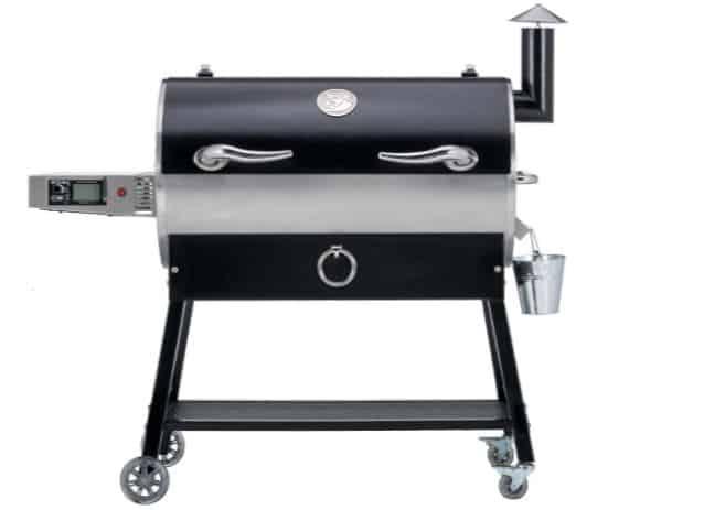 REC TEC RT-700 Wood Pellet Grill