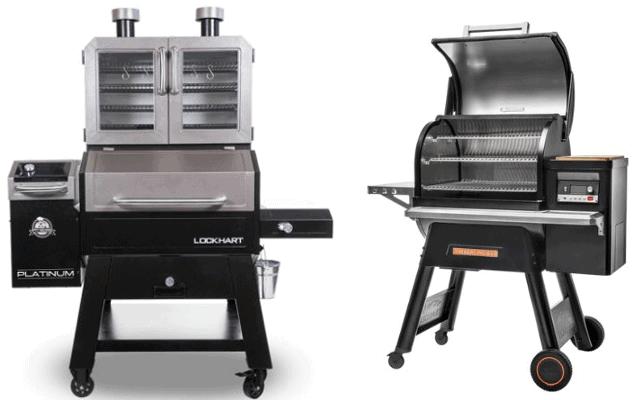 Traeger vs Pit Boss Pellet Grills