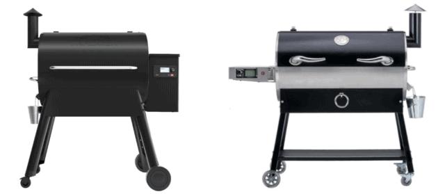 Traeger vs REC TEC Pellet Grills