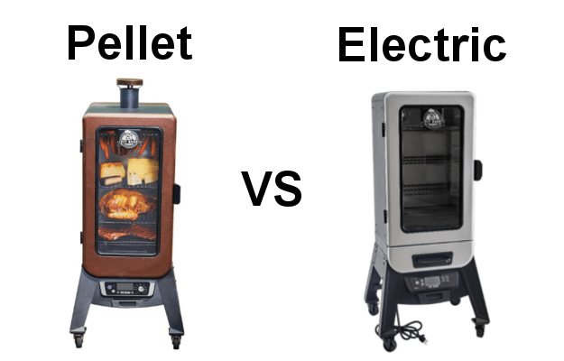 Pellet vs Electric Smokers