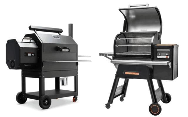 Traeger vs Yoder Pellet Grills