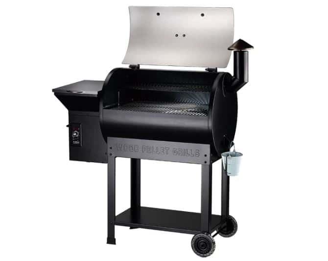 Z Grills 7002E Wood Pellet Grill