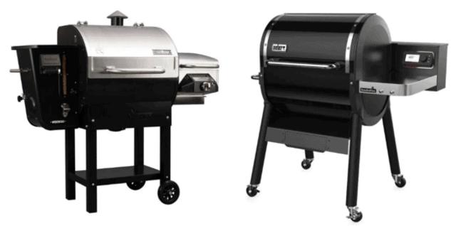Camp Chef VS Weber