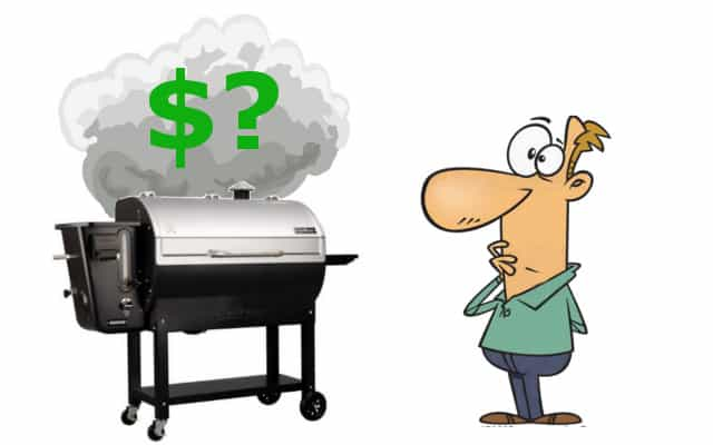 Wood Pellet Grill/Smoker Pellet Usage And Running Costs