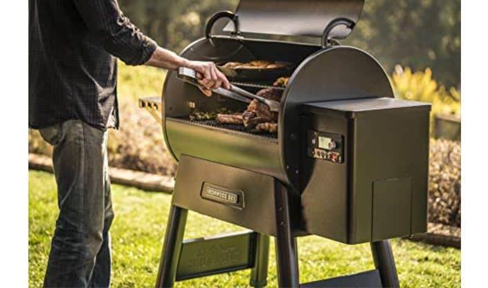 Traeger Ironwood Grilling