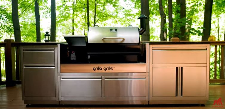 Best Pellet Grills For Outdoor Kitchens