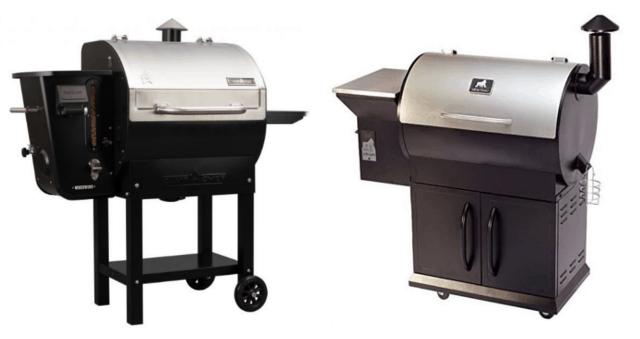 Camp Chef vs Grilla Grills