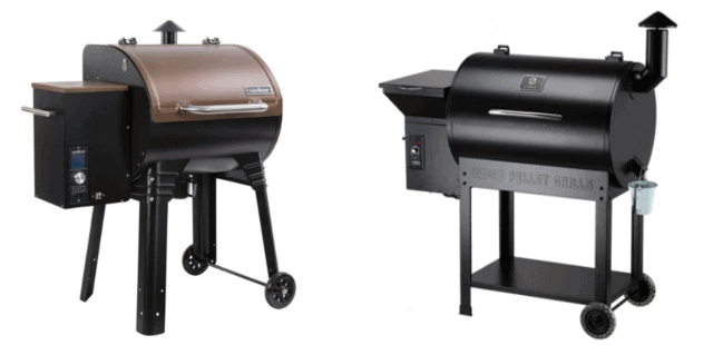 Camp Chef vs Z Grills