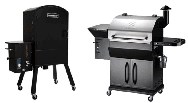 Camp Chef XXL Vertical Pellet Smoker vs Z Grills 1000E