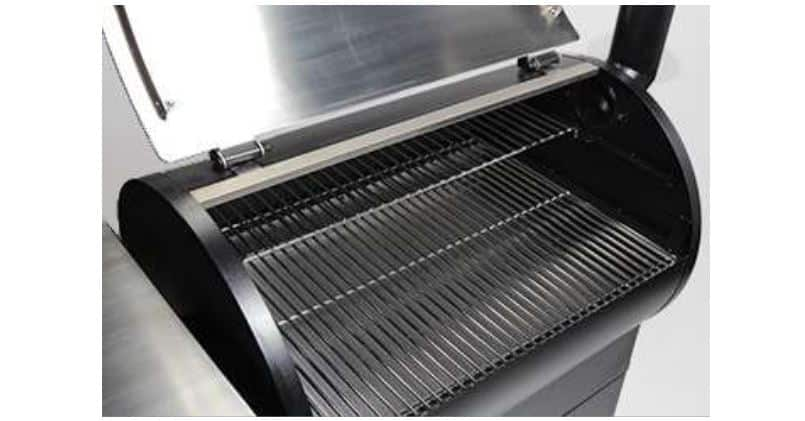 Grilla Grills Silverbac Stainless Steel