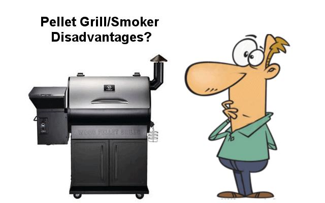 Pellet Grill Disadvantages