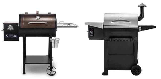 Pit Boss 440D vs Z Grills 6002E