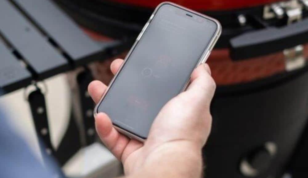 Kamado Joe Pellet Joe WiFi App