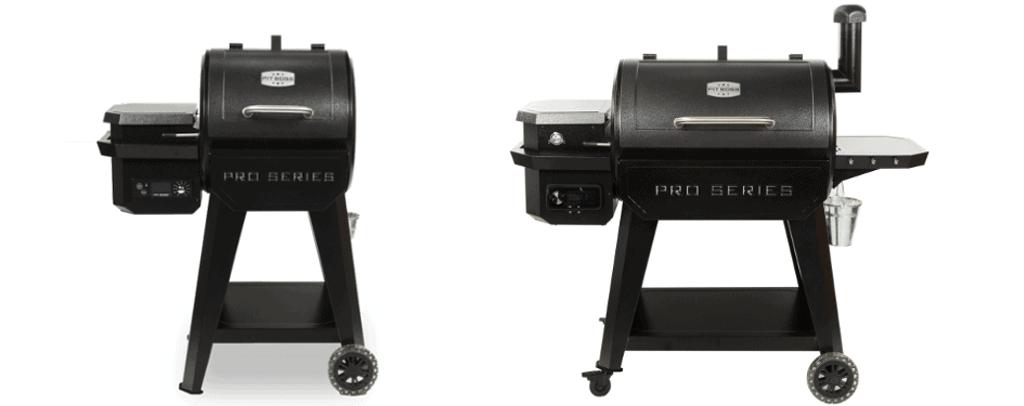 Pit Boss Pro Series 600 & 850