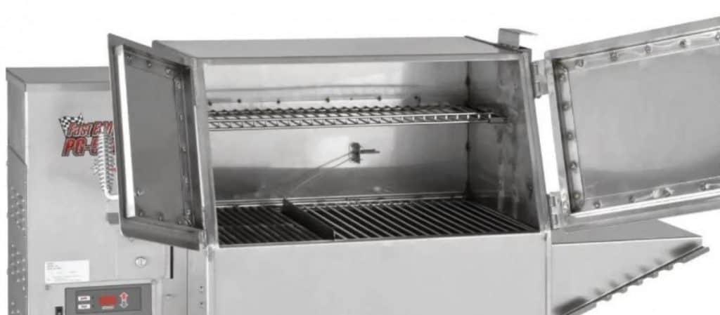 Cookshack PB500 Cooking Area