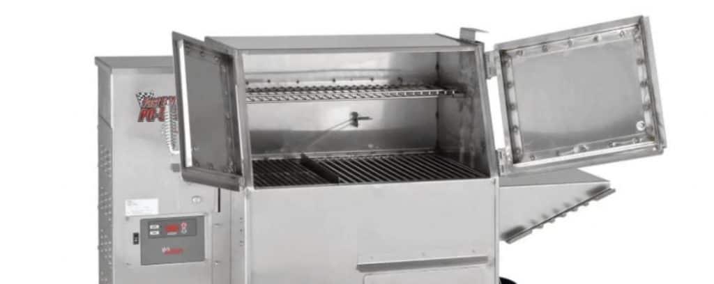 Cookshack PG500 Cooking Area