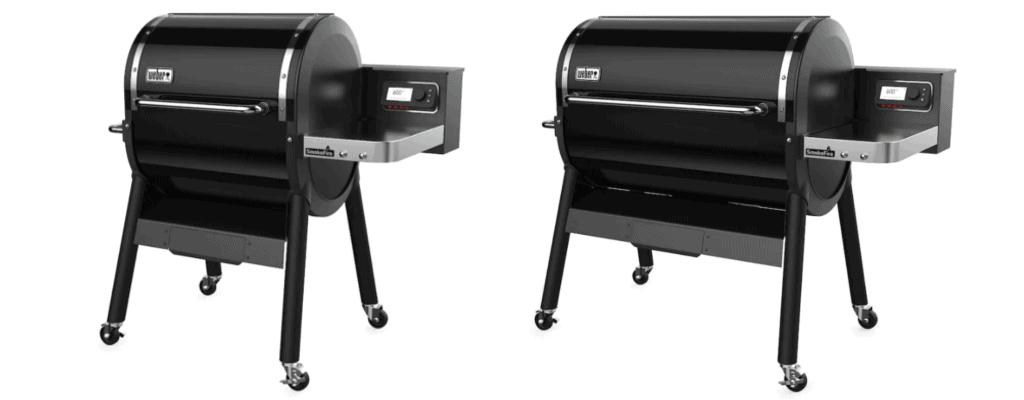 Weber SmokeFire Gen 2 EX4 & EX6
