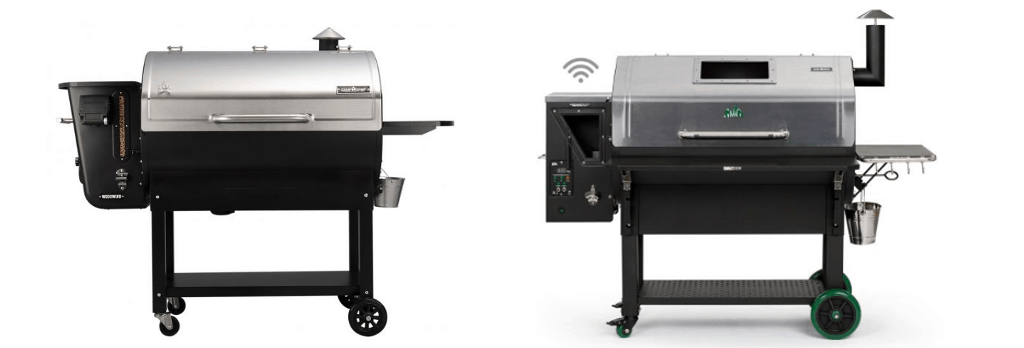 Camp Chef vs Green Mountain Grills