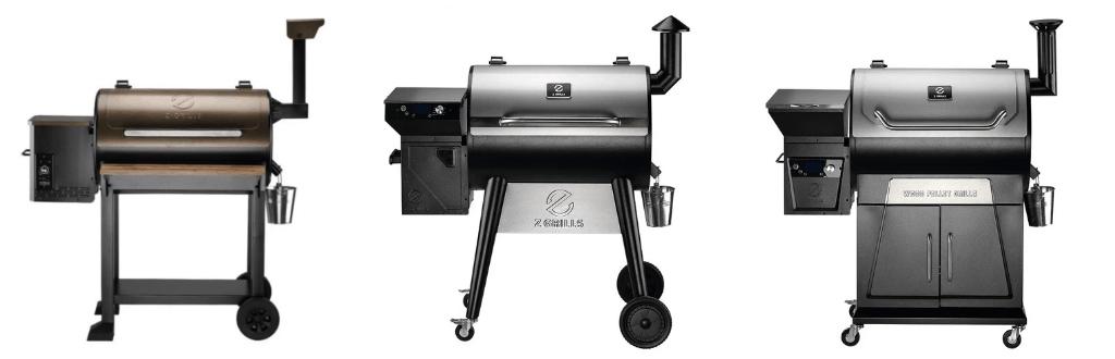 Z Grills PID Pellet Grills/Smokers