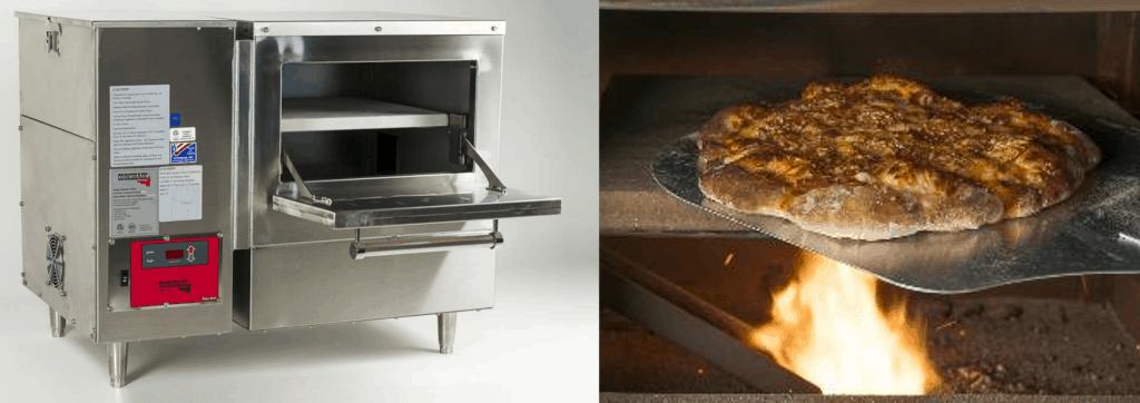 Cookshack PZ400 Wood Pellet Fired Pizza Oven