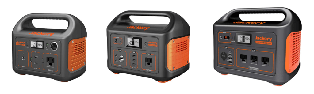 Portable Battery Power Stations