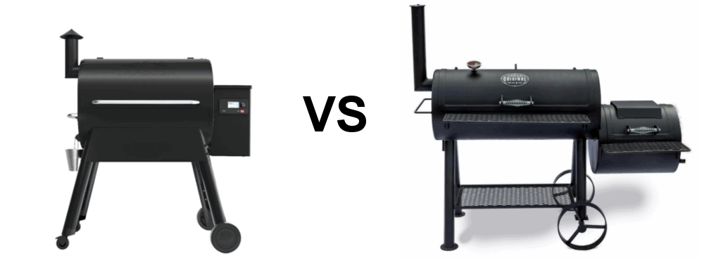 Pellet vs Offset Smokers