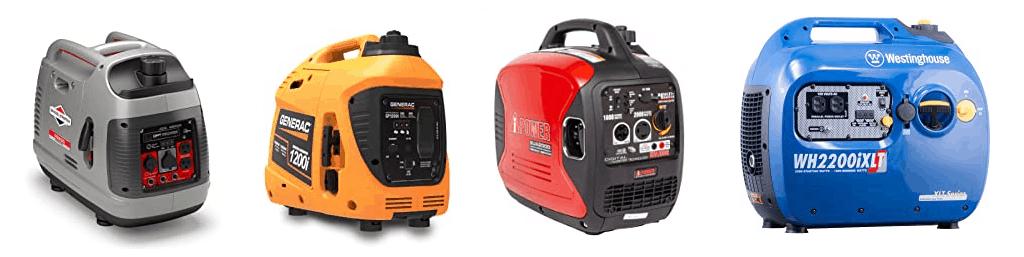 Small/Portable Gas Generators